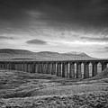 Ribblehead Viaduct Uk by Ian Barber
