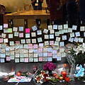 Rip Steve Jobs . October 5 2011 . San Francisco Apple Store Memorial 7dimg8561-1 by Wingsdomain Art and Photography