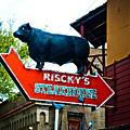 Riscky's by David Waldo