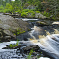 River Flow V by Sean Holmquist