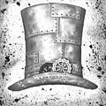 Riveting Top Hat by Adam Zebediah Joseph
