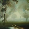 Road by Andrej Vystropov