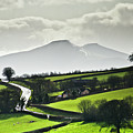 Road To Brecon Beacons by Ginny Battson