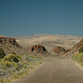 Roadway To Peace by Lori Mellen-Pagliaro
