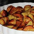 Roasted Potatoes by Kristin Elmquist