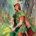 Robin Hood by James Edwin McConnell