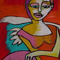 Rock And Roll Angel by Angelina Marino