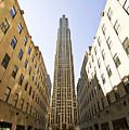 Rockefeller Centre by Svetlana Sewell