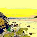 Rocky Beach by Ian  MacDonald
