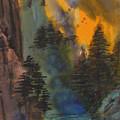 Rocky Mountain High by Yael Eylat-Tanaka