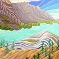 Rocky Mountain View 6 by Lynn Soehner