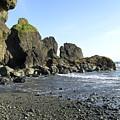 Rocky Shore by Tammy Bullard