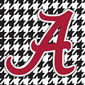 Roll Tide Mini Canvas by Greg Sharpe