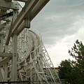 Roller Coaster 5 by Sara Stevenson
