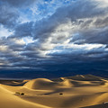 Rolling Sand Dunes by Greg Clure