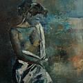 Roman Nude 45 by Pol Ledent