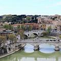 Rome River by Munir Alawi