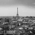 Roof Of Paris. France by Bernard Jaubert