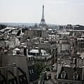 Roofs Of Paris. France by Bernard Jaubert