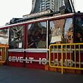 Roosevelt Island Tram by Kareem Farooq