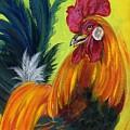 Rooster Kary by Summer Celeste