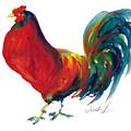 Rooster - Little Napoleon by Jacki Kellum
