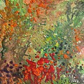 Rose Garden by Dragica  Micki Fortuna