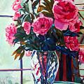 Rose Symphony by David Lloyd Glover