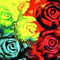 Roses by Abu Artist