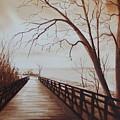 Rotary Bridge by Sharon Steinhaus