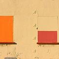 Rothko Wall Oakland by Art Ferrier