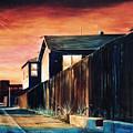 Rouge Alley by Duke  Windsor
