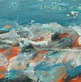 Rough Waters by Jorge Delara