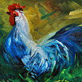 Rowdy Rooster by Diane Whitehead