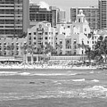 Royal Hawaiian Hotel - Waikiki by Mary Deal