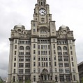 Royal Liver Building Liverpool by Christopher Rowlands