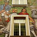 Rudesheim Mural by KG Thienemann