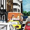 Rush Hour by Cathy Jourdan