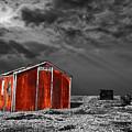 Rusting Away by Meirion Matthias