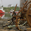 Rusty Anchors-2 by Steve Somerville