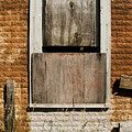 Rusty Building by Kevin Felts