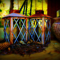 Rusty Lanterns   by Perry Webster