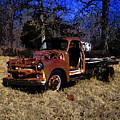Rusty Truck by Susan Vineyard