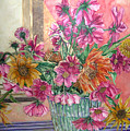 Ruth's Bouquet by Caron Sloan Zuger