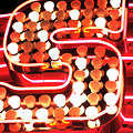 S In Lights by Susan Baker