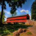 Sach's Covered Bridge by Lois Bryan