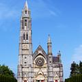 Sacred Heart Church Roscommon Ireland by Teresa Mucha