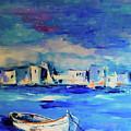Sail Away by Elise Palmigiani