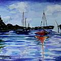 Sailing Day by Elizabeth Robinette Tyndall