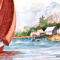 Sailing Home by Barbara Jung